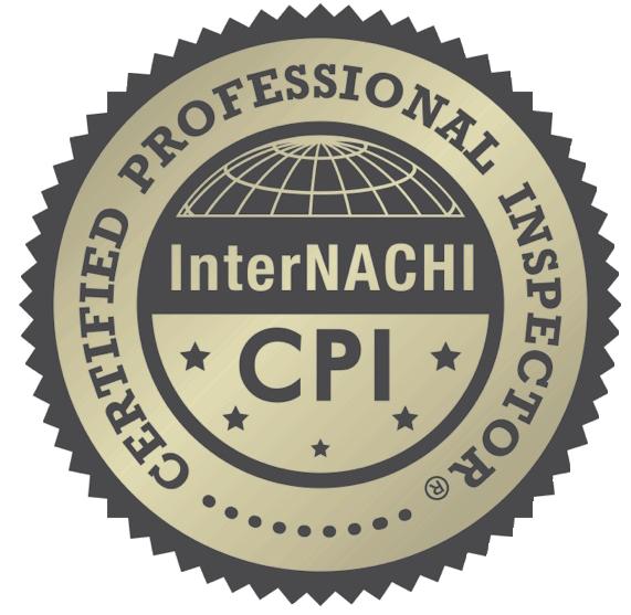 InterNACHICertified Professional Inspector CPI