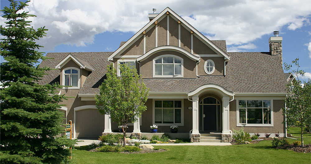 Beautiful suburban house for sale after receiving thorough home inspection services